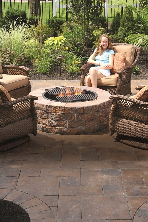 Fire Pits And Fire Places Massena New York Ny
